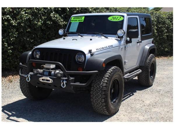 2012 Jeep Wrangler Rubicon SOLD!!!