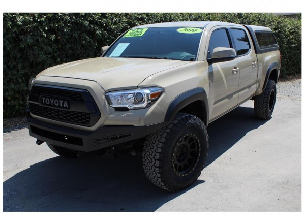 2016 Toyota Tacoma Double Cab Long Bed