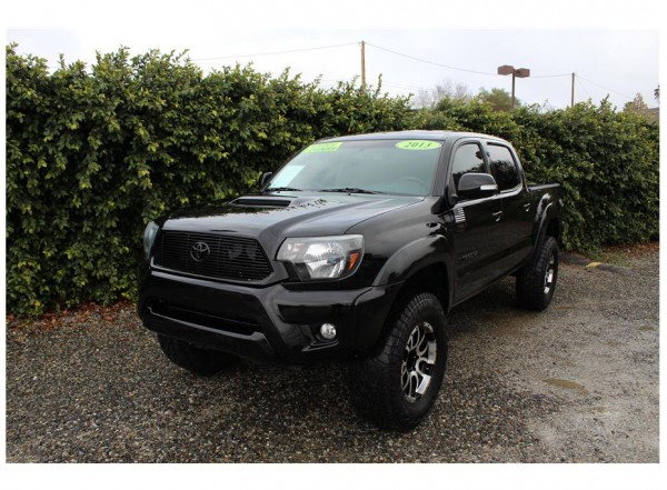 2013 Toyota Tacoma Double Cab PreRunner SOLD!!!