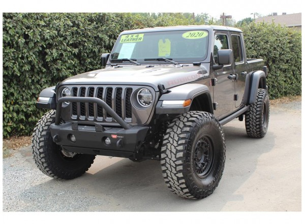 2020 Jeep Gladiator Lifted on 37's-SOLD!!!