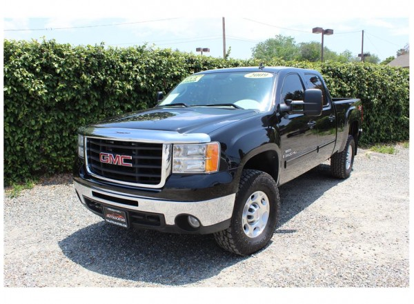 2009 GMC Sierra 2500 HD Crew Cab SLT SOLD!!!