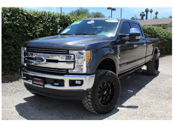 2017 Ford F250 Super Duty Crew Cab Lifted SOLD!!!