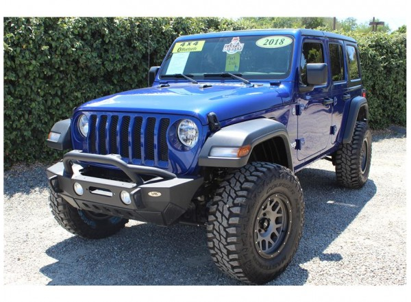 2018 Jeep Wrangler Unlimited SOLD!!!