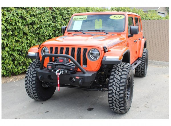 2018 Jeep Wrangler Unlimited Lifted-37s-SOLD!!!!