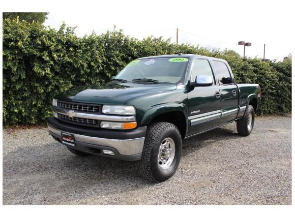 2002 Chevrolet Silverado 1500 HD SOLD!!!