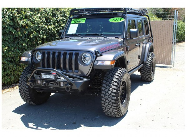 2018 Jeep Wrangler Unlimited Lifted- 35s- SOLD!!!!