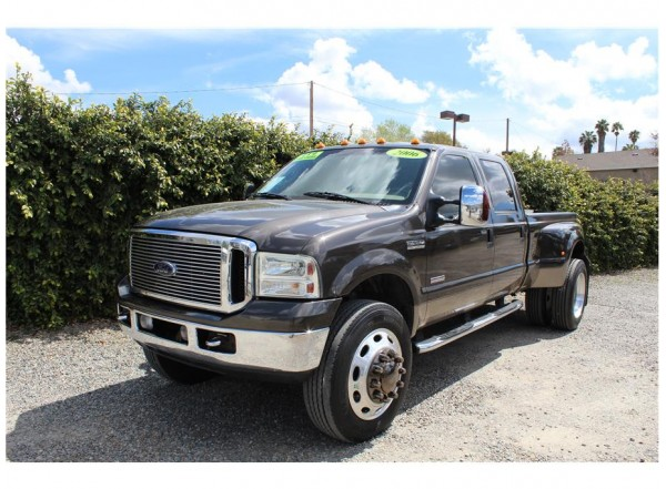 2006 Ford F350 Super Duty Crew Cab Dually SOLD!!!