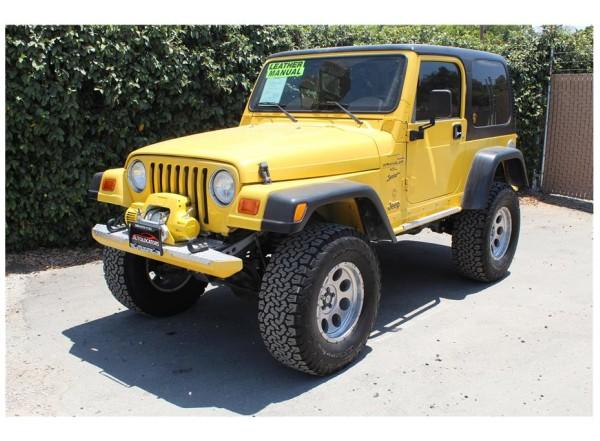 2001 Jeep Wrangler -SOLD!!!