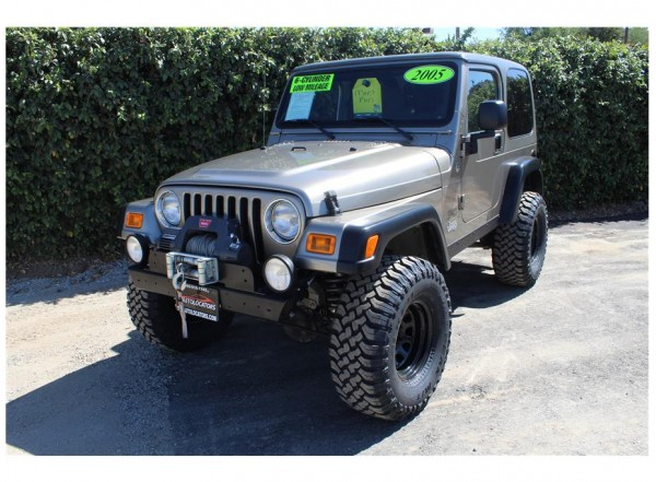 2005 Jeep Wrangler Rubicon SOLD!!!