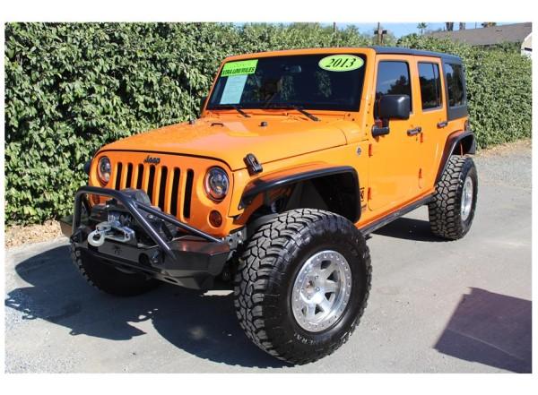 2013 Jeep Wrangler Lockers- SOLD!!!