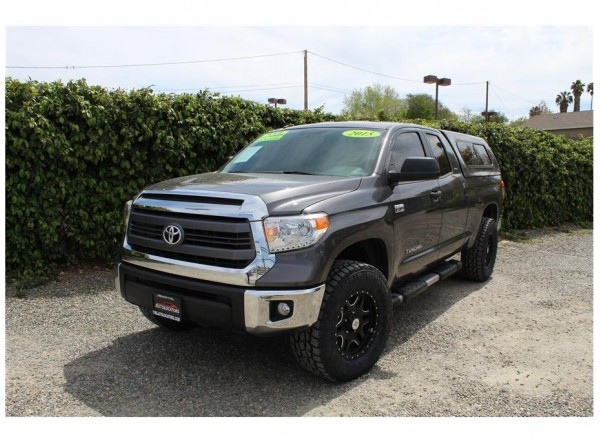 2015 Toyota Tundra Double Cab SR5 Pickup 4D 6 1/2 ft