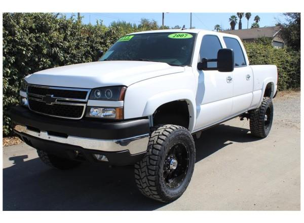 2007 Chevrolet Silverado (Classic) 2500 HD Crew Cab LBZ- Diesel-SOLD!!!