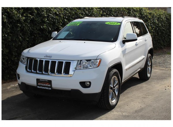 2013 Jeep Grand Cherokee Laredo Sport Utility SOLD!!!