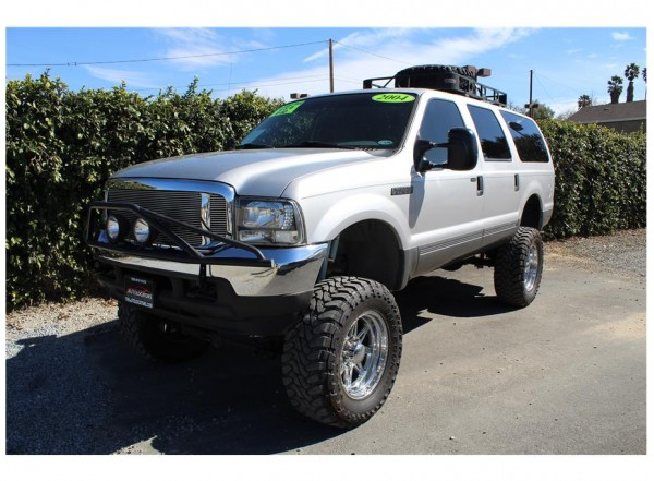 2004 Ford Excursion Lifted SOLD!!!