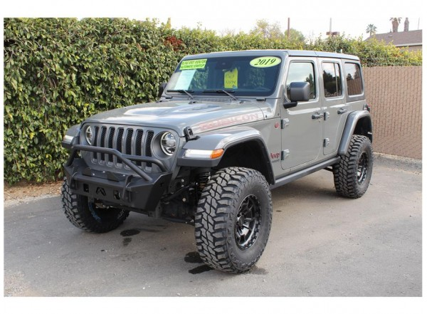 2019 Jeep Wrangler Unlimited SOLD!!!!