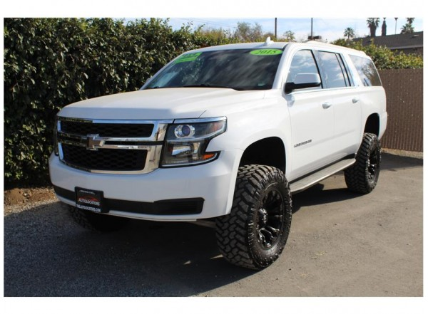 2015 Chevrolet Suburban Lifted- SOLD!!!