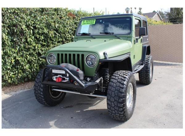 2002 Jeep Wrangler 35s- SOLD!!!