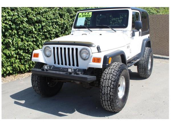 2002 Jeep Wrangler X Sport SOLD!!!