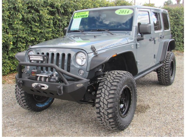2014 Jeep Wrangler Color matched top SOLD!!!