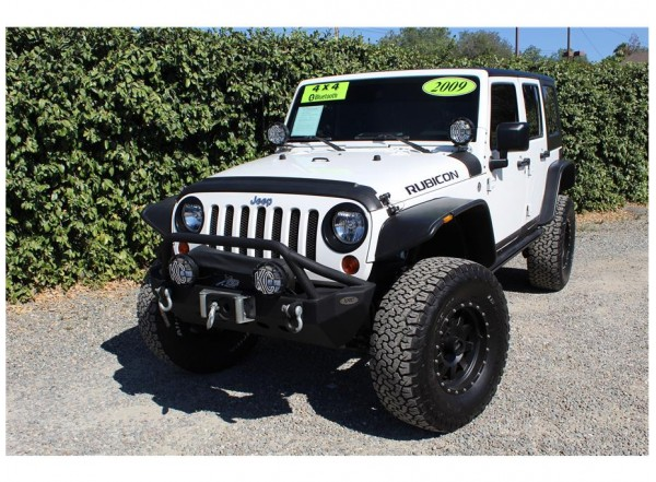 2009 Jeep Wrangler with Lockers SOLD!!!