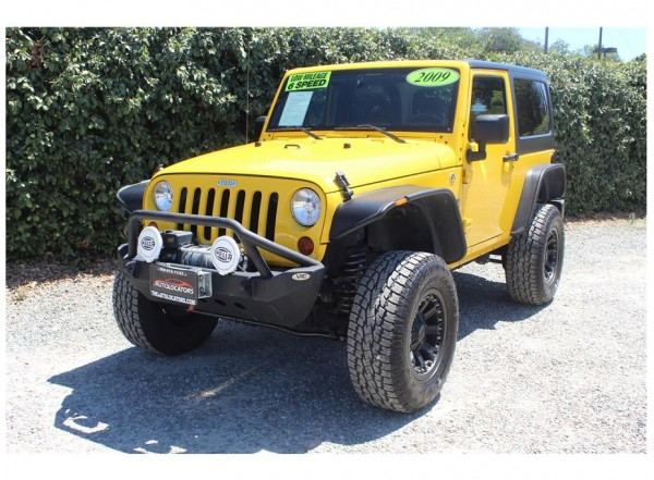 2009 Jeep Wrangler Lifted Hardtop SOLD!!!