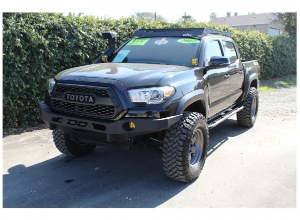 2017 Toyota Tacoma Double Cab TRD Off-Road SOLD!!!