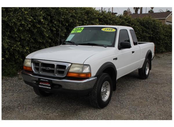 1999 Ford Ranger Super Cab SOLD!!!