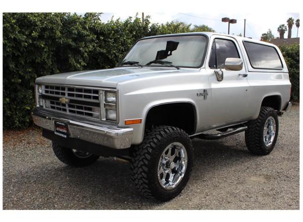 1988 Chevrolet Blazer SOLD!!!