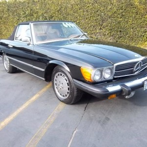 1976  Mercedes-Benz  SOLD