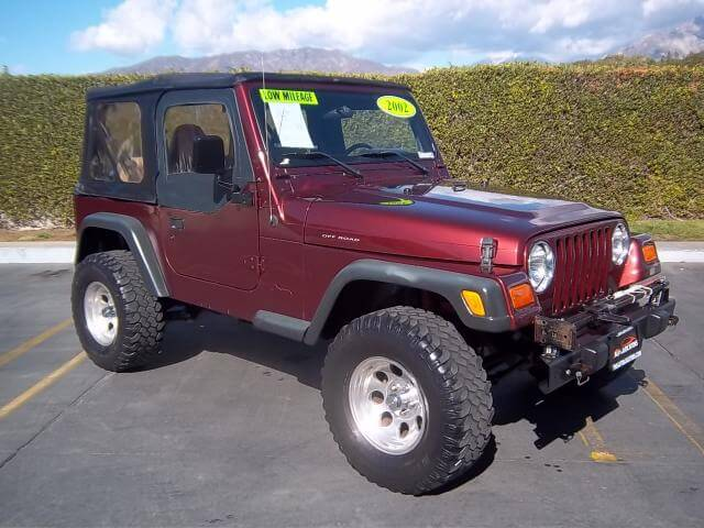 2002  Jeep