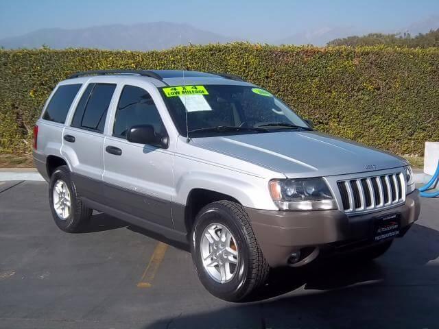 2004  Jeep