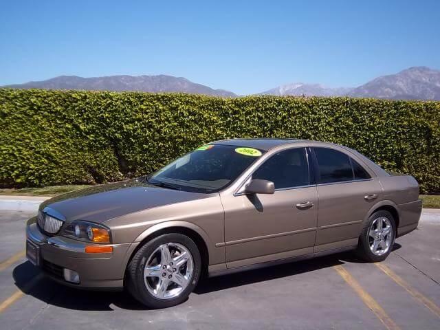 2002  Lincoln