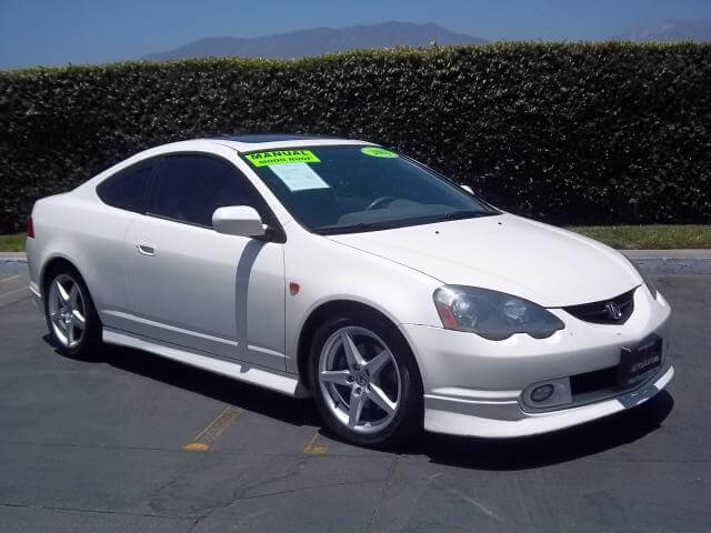 2003  Acura