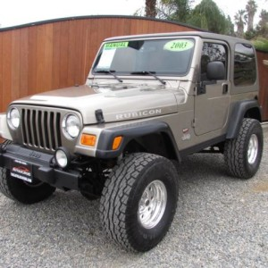2003  Jeep SOLD