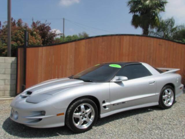 2002  Pontiac