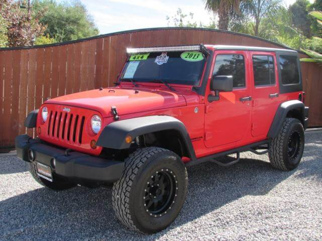 2013  Jeep SOLD!!