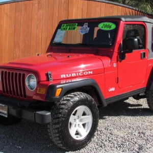 2006  Jeep Wrangler SOLD!!!