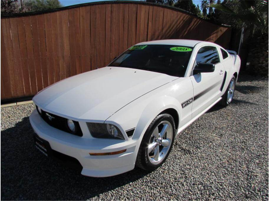 2008 Ford Mustang GT CS