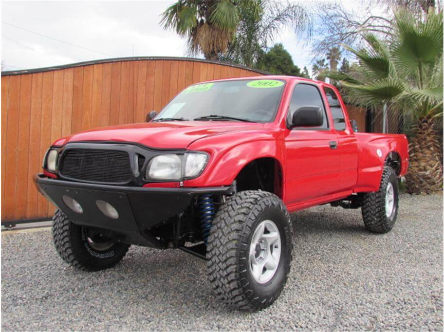 Road Runner Auto Sales >> 2002 Toyota Tacoma Xtracab Pickup