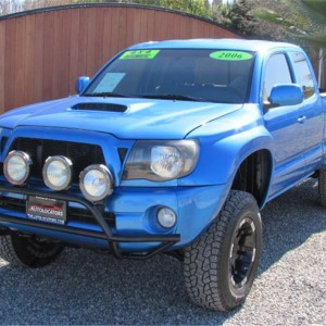 2006 Toyota Tacoma Access Cab Pickup 4D 6 ft