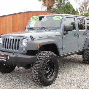 2014 Jeep Wrangler Unlimited Rubicon SOLD!!!
