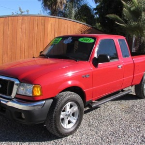 2005 Ford Ranger Super Cab XLT Pickup 2D 6 ft