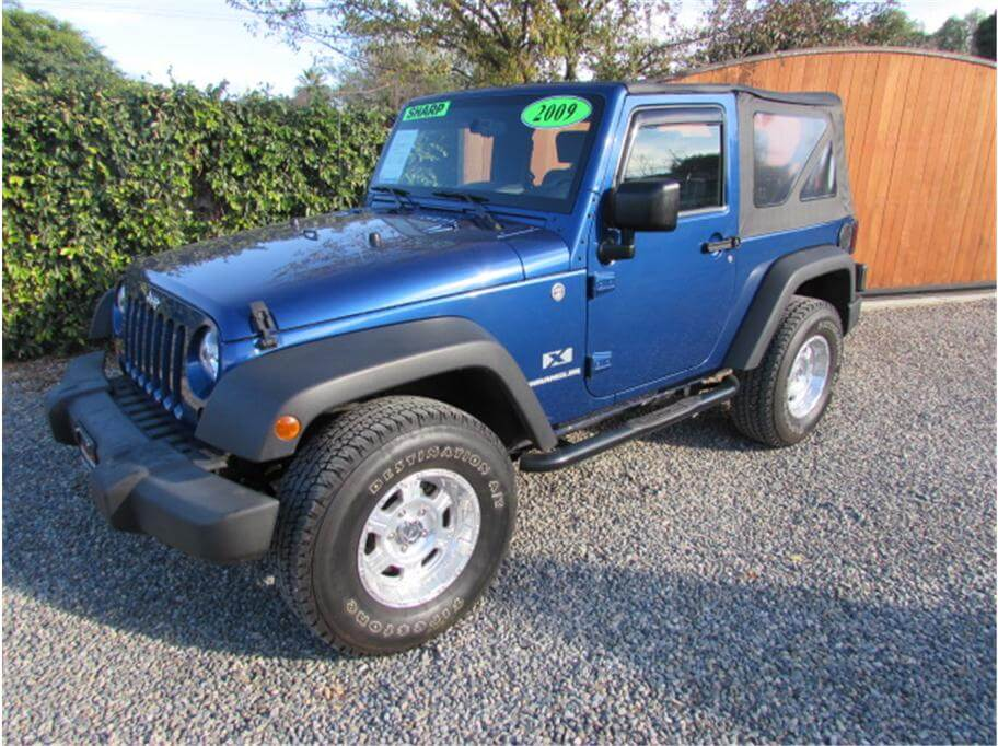 2009 Jeep Wrangler X SOLD!!!