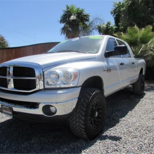 2008 Dodge Ram 3500 Mega Cab SXT Pickup 4D 6 1/4 ft