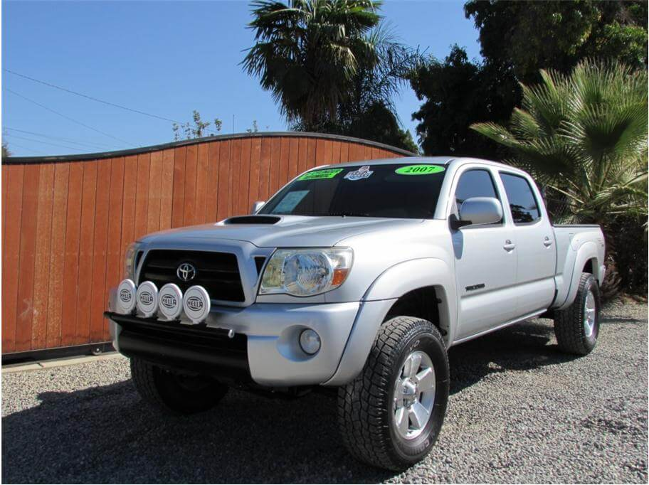 2007 Toyota Tacoma Double Cab PreRunner Pickup 4D 6 ft