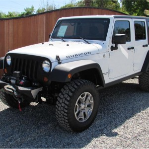 2011 Jeep Wrangler Unlimited Rubicon SOLD!!!