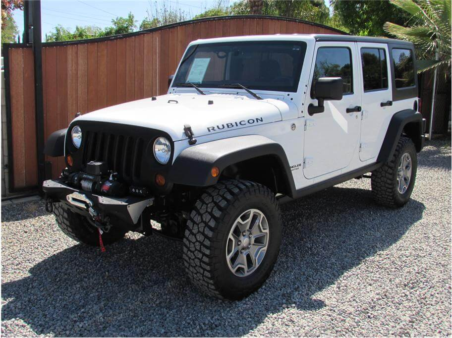 2011 Jeep Wrangler Unlimited Rubicon Sold