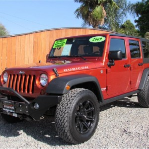 2009 Jeep Wrangler Unlimited Rubicon**SOLD!!!