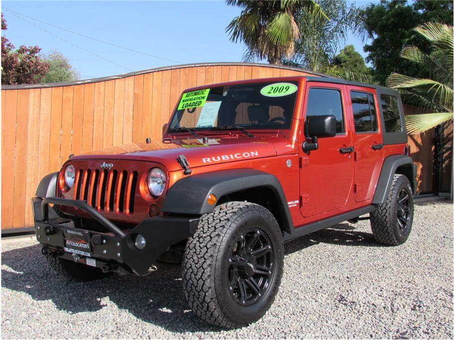2009 jeep wrangler unlimited rubicon sold. Black Bedroom Furniture Sets. Home Design Ideas