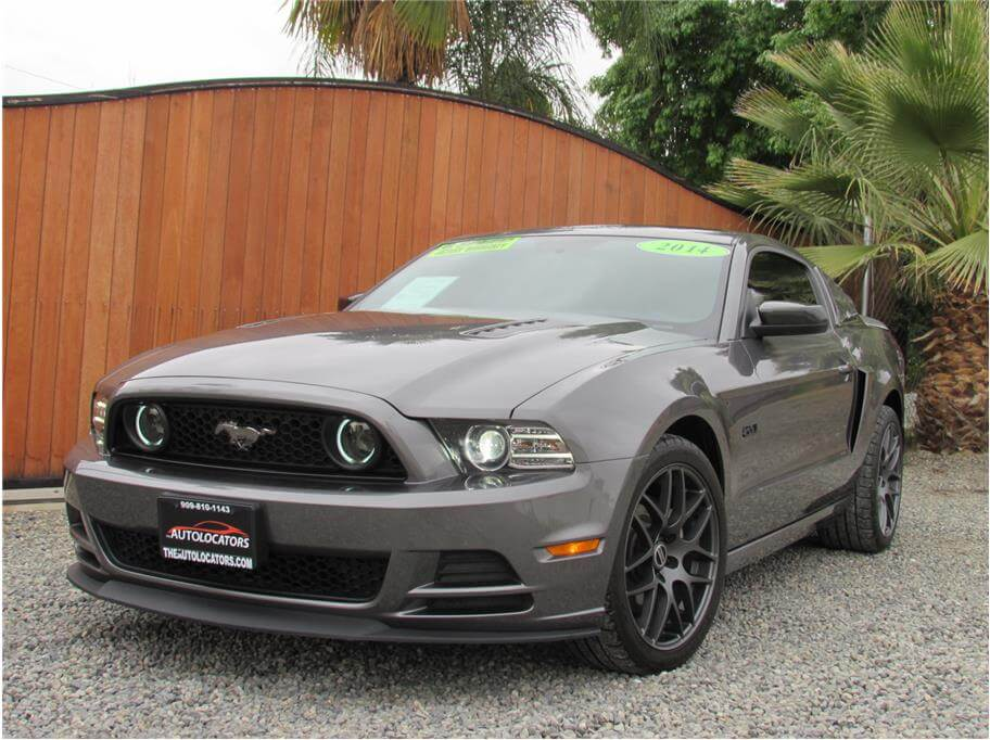 SOLD***** 2014 Ford Mustang GT Coupe 2D